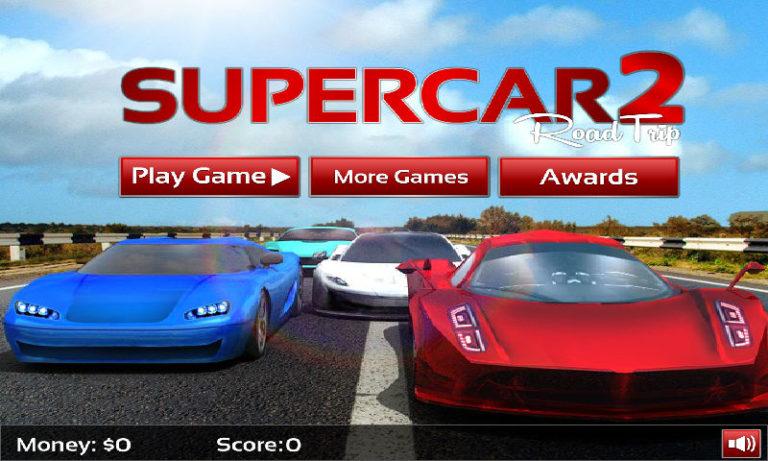 Supercar: Road Trip 2