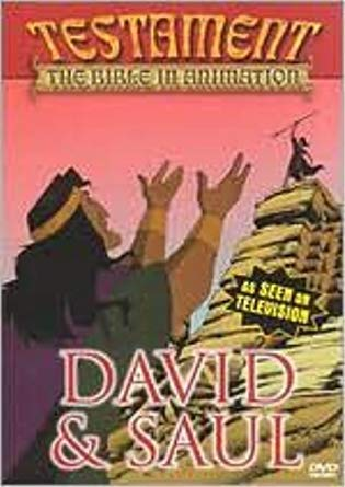 The Bible in Animation - David & Saul
