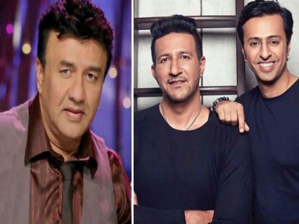 Salim-Sulaiman first guests to replace Anu Malik
