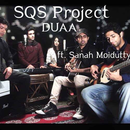 Duaa Acoustic Cover by SQS Project ft Sanah Moidutty