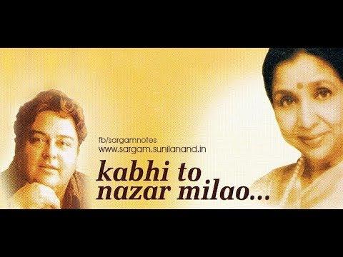Kabhi Toh Nazar Milao by Adnan Sami & Asha Bhonsle
