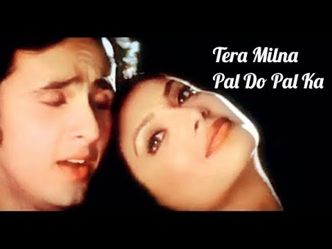 Tera Milna Pal Do Pal Ka by Sonu Nigam