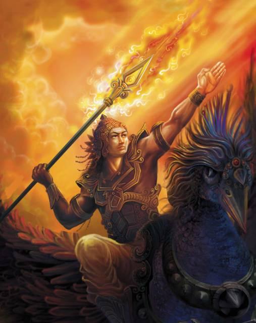 Kartikeya The Hindu God of War