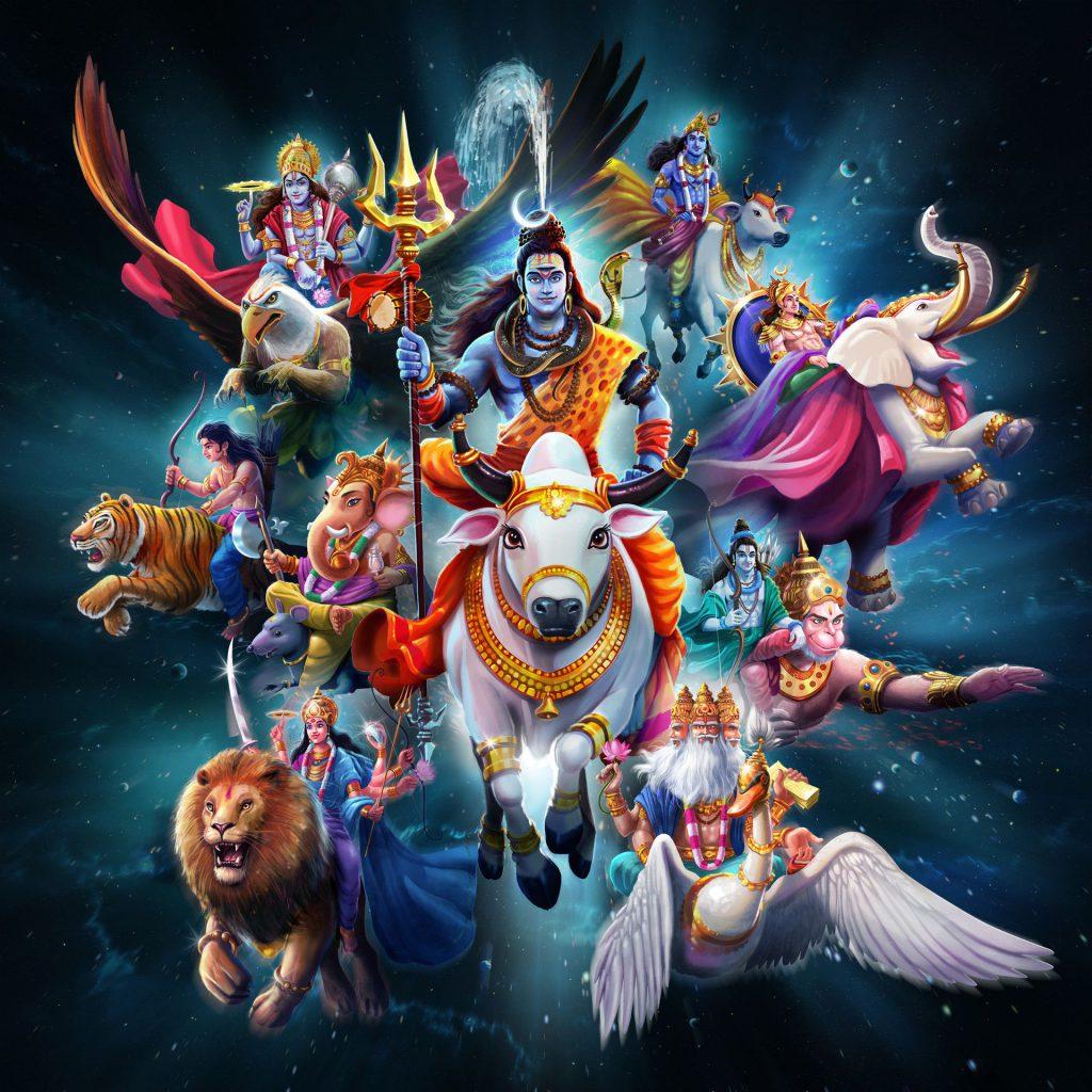 shiva avatars lineup