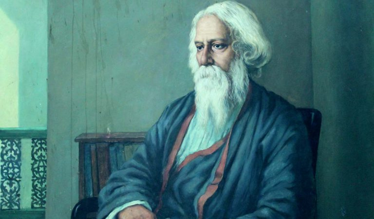 tagore color painting