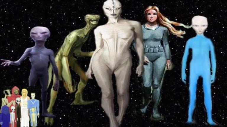 alien types