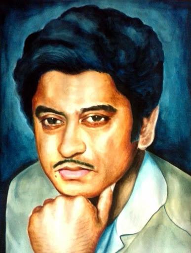 Kishore Kumar art 1